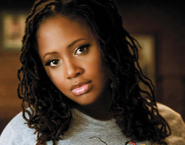Lalah Hathaway; photo by Jonathan Mannion